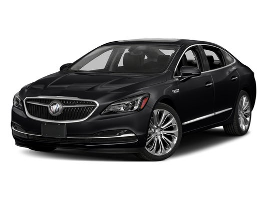 2017 Buick Lacrosse Leather Group In Winona Mn Wi Dahl Auto