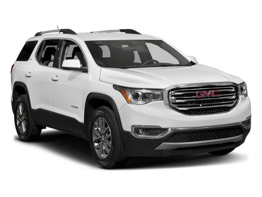 2017 gmc acadia maintenance manual